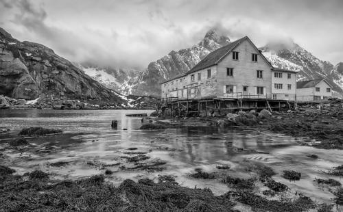 Lofoten Fishing Station