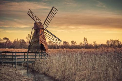 Wicken Windpump